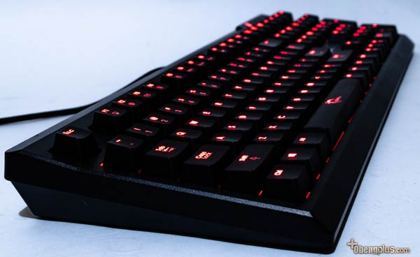 Warna keyboard mekankk G.Skill Ripjaws KM570 MX