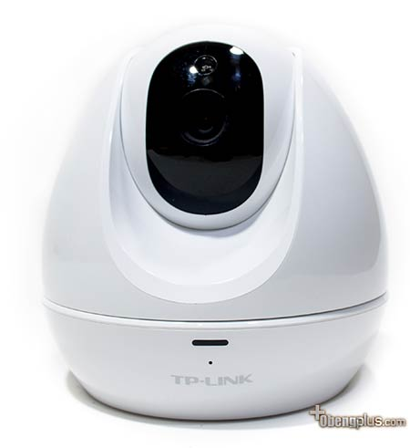 TP-Link NC450 Cloud Camera tampilan depan