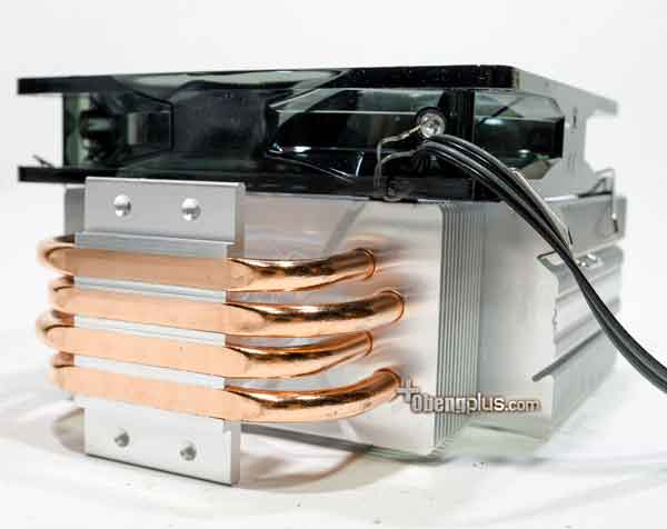 Heatsink with Heatpipe cheap DeepCool Gammaxx 400
