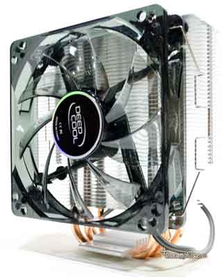 DeepCool Gammaxx 400 bodi cooler Intel AMD