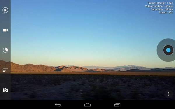 Framelapse - Time Lapse Camera Android