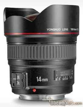 Yongnuo 14mm f/2.8: An Ultra-Wide-Angle Autofocus Lens