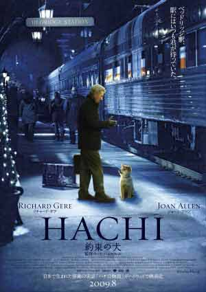 film Hollywood Hachi A Tale Dog