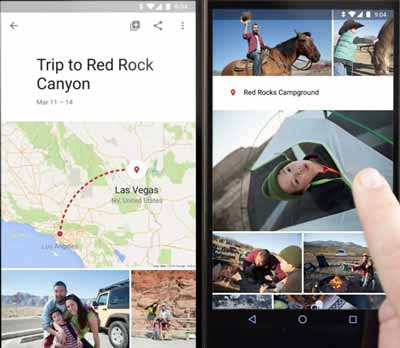Google Photo Smart Album mulai Maret 2016