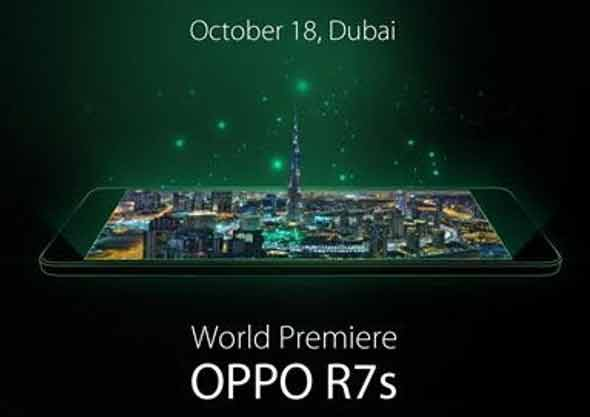 Oppo R7s Android Smartphone