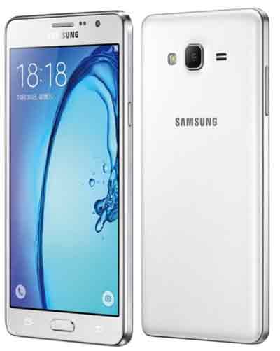 Samsung Galasxy On7 SM G600 smartphone Android