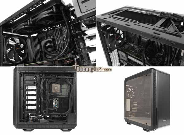 MIFcom PC with SLI dengan Broadwell-E