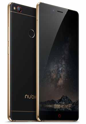 ZTE Nubia Z11 model 5,5 inci Snapdragon 820 6GB RAM