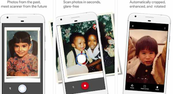 Aplikasi scanner photo dari Google PhotoScan Android