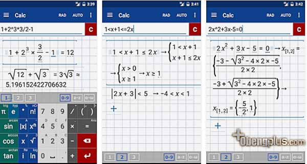 Math + Graphing Calculato