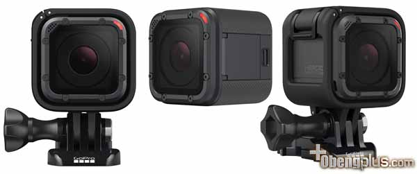 GoPro Hero5 Session camera bentuk kubus