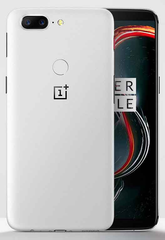Smartphone Android Oneplus 5T Sandstone