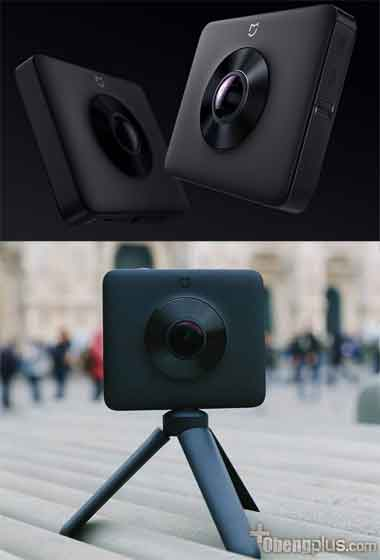 Xiaomi Mi Jia Panoramic Camera 360 derajat