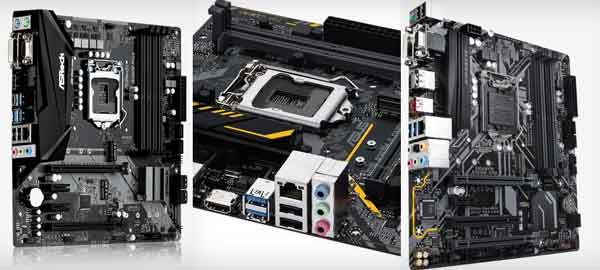 Motherboard Intel B360 paling murah April 2018
