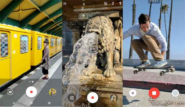 Android Google Camera software untuk foto