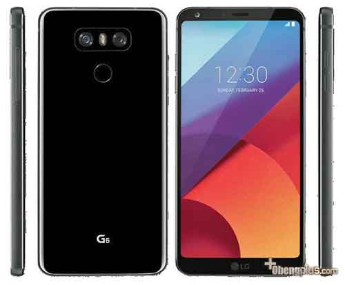 LG G6 Android smartphone