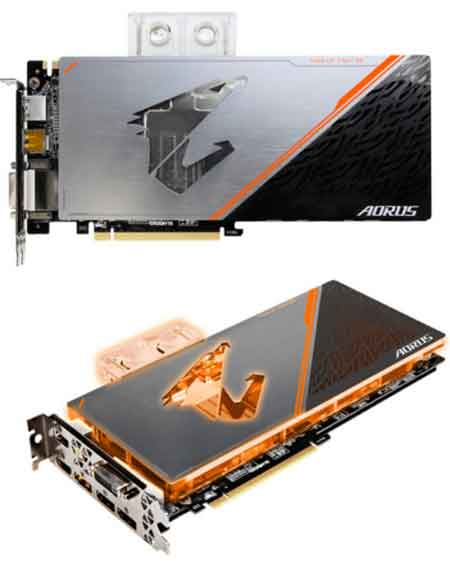 Gigabyte GTX 1080 Ti Aorus Extreme Edition Water Cooling