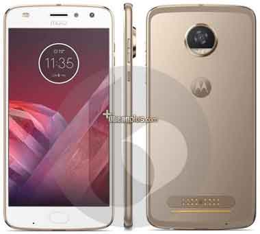 Moto Z2 Play Snapdragon 625 4GB RAM