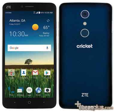 ZTE Blade X Max layar 6 inci Full HD Android 7.1.1