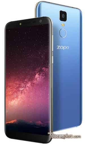 ZOPO Flash X1 dan Flash X2 Full display Mediatek MT6737 smartphont foto