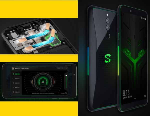 Xiaomi Black 