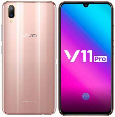 Vivo V11 Pro Snapdragon 660 dual camera belakang dan camera depan notch 25MP