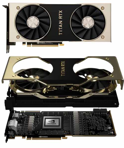 GeForce Titan RTX