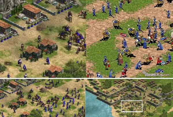 Age of Empires Definitive Edition sampai resolusi 4K