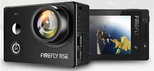 Action camera Hawkeye Firefly 8SE 4K 30fps atau slow motion 240fps HD video