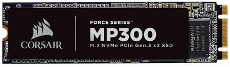 SSD Corsair  MP300 budget Form NVMe