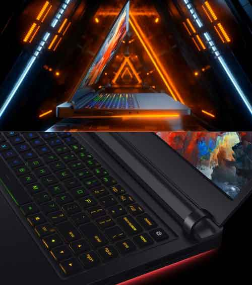 Notebook Mi Gaming Laptop core i7 notebook murah