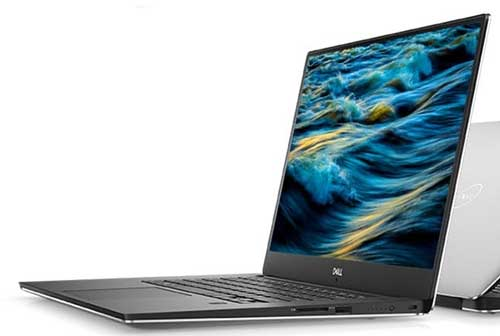 Notebook Dell XPS 15 9570 kelas performa Intel Core i9 8950HK