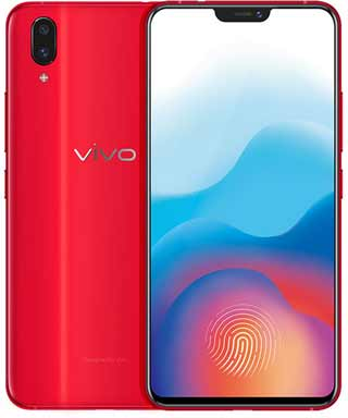 Vivo X21 Fullview Snapdragon 660 disain iPhone di Android 