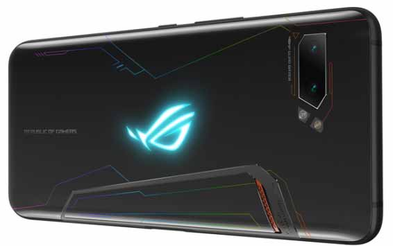 Asus ROG Phone 2 Snapdragon 855 dengan display 120Hz