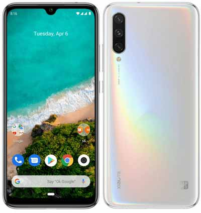 Xiaomi Mi A3 Snapdragon 665 camera 32MP OS Android One