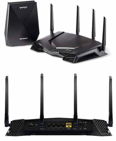 Netgear Nighthawk Pro Gaming XR300 WIFI router