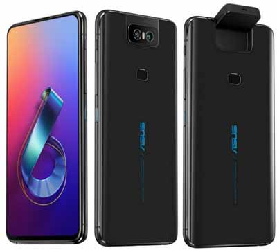 Asus ZenFone 6 Snapdragon 855 camera 48MP video dan selfie disatukan