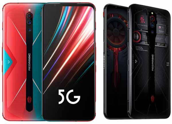Nubia Red 
