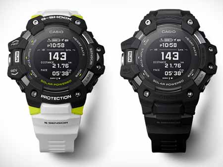 Smartwatch Casio G-Shock GBD-H1000