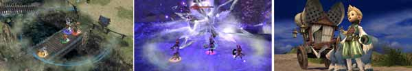 Final Fantasy Crystal Chronicles Remastered Edition di Android IOS